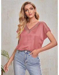 Tričko - kód 5754 - broskvová