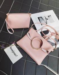 kabelka - kód B292 - růžová