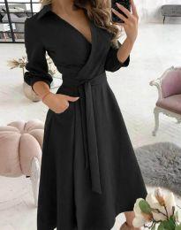 Šaty - kód 2861 - černá