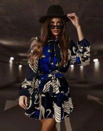 Šaty - kód 3974 - vícebarevné