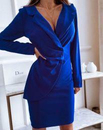 Šaty - kód 4159 - modrá