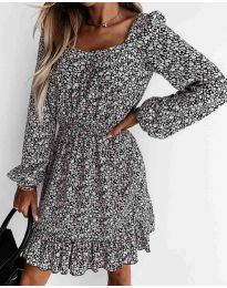 Šaty - kód 2940 - vícebarevné