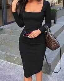 Šaty - kód 4521 - černá