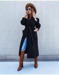 Kabát - kód 5877 - černá