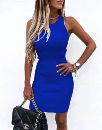Šaty - kód 6331 - modrá