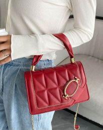 kabelka - kód B445 - červená