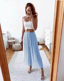 Kalhoty - kód 9406 - světle modrá