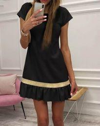 Šaty - kód 2532 - 1 - černá