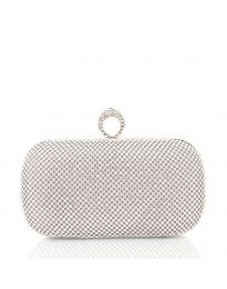 kabelka - kód CK3315 - stříbro