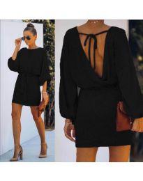 Šaty - kód 940 - černá