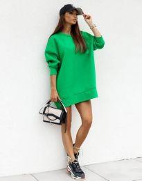 Tunika - kód 12036 - zelená