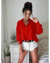 Košile - kód 9898 - červená