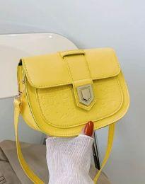 kabelka - kód B444 - žlutá