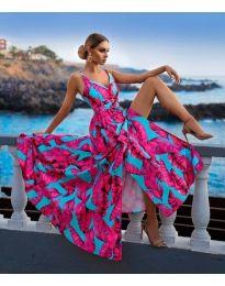 Šaty - kód 1139 - vícebarevné