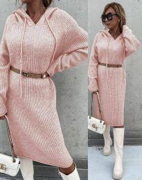 Šaty - kód 6449 - růžová