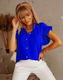 Košile - kód 4136 - modrá