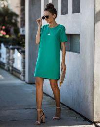 Šaty - kód 4408 - zelená