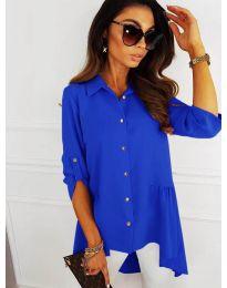 Košile - kód 5689 - modrý
