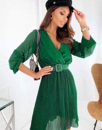 Šaty - kód 3497 - zelená