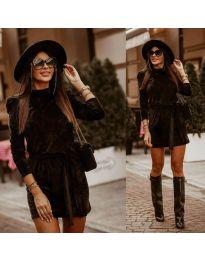 Šaty - kód 0722 - černá