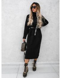 Šaty - kód 0590 - černá