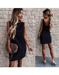 Šaty - kód 1156 - černá