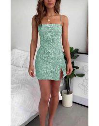 Šaty - kód 2013 - mentolová