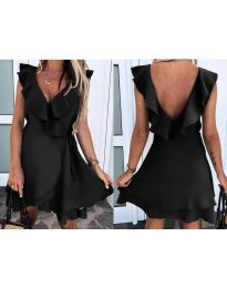 Šaty - kód 7799 - černá