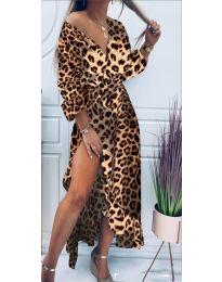 Šaty - kód 5454 - 5 - vícebarevné