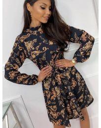 Šaty - kód 7272 - 3 - vícebarevné