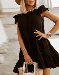 Šaty - kód 6969 - černá