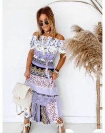 Šaty - kód 5061 - fialová