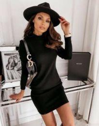Šaty - kód 7092 - černá
