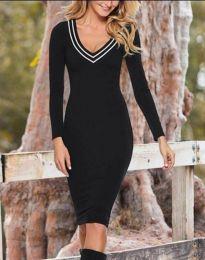 Šaty - kód 35333 - 1 - černá