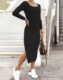 Šaty - kód 2326 - černá