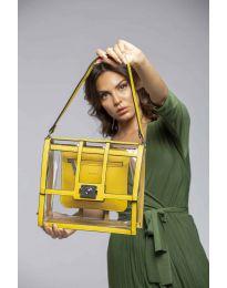 kabelka - kód LS543 - žlutá