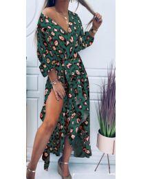 Šaty - kód 5454 - 7 - vícebarevné