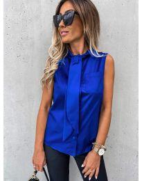 Košile - kód 5531 - tmavě modrá