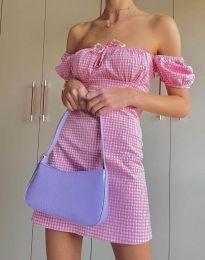 Šaty - kód 2594 - 1 - růžová