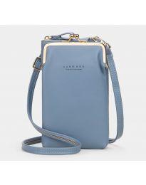 kabelka - kód B148 - modrá
