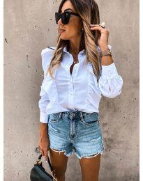 Košile - kód 872 - bílá