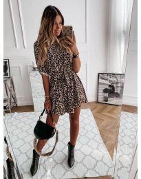 Šaty - kód 841 - 1 - barevné