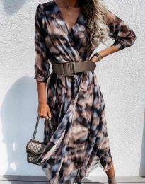 Šaty - kód 8250 - vícebarevné