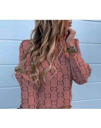 Košile - kód 780 - růžova