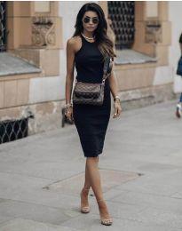 Šaty - kód 754 - černá