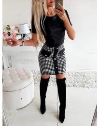 Šaty - kód 3103 - černá