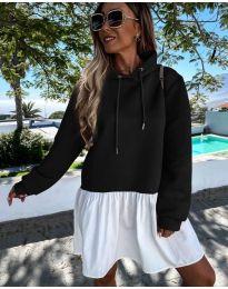 Šaty - kód 6947 - černá
