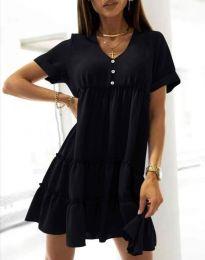 Šaty - kód 7205 - černá