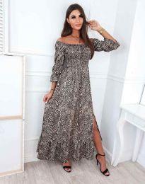 Šaty - kód 6319 - vícebarevné
