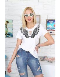 Tričko - kód 3568 - bíla